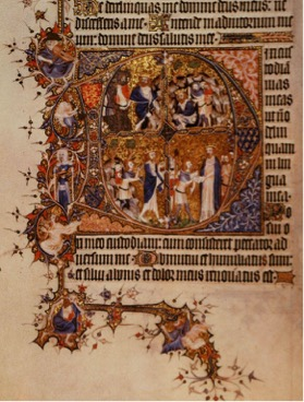 The Bohun Psalter and Hours