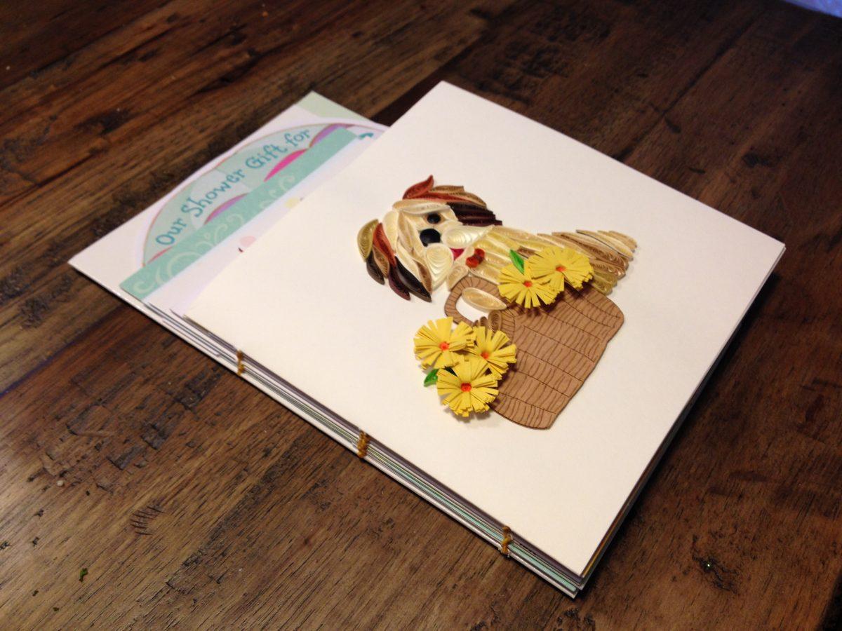 Michele's Baby Shower Books, vol. II & III